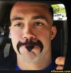 Funny pictures about The Moustache That Gotham Pretty Much Deserves. Oh, and cool pics about The Moustache That Gotham Pretty Much Deserves. Also, The Moustache That Gotham Pretty Much Deserves photos. Moustaches, Gotham, Mode Geek, Funny Memes, Hilarious, Im Batman, Batman Logo, Batman Humor, Superhero Humor