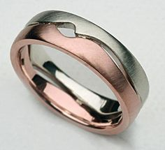 Andy Cooperman - Open canyon ring.