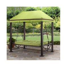 Outdoor-Swing-Set-Patio-Hammock-Gazebo-Seat-Furniture-Garden-Metal-Sofa-Bed-Yard