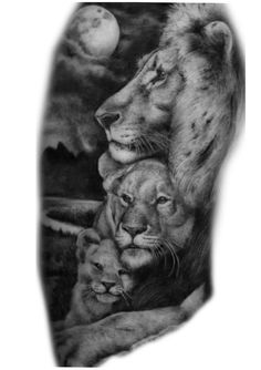 Family Tattoos For Men, Family Tattoo Designs, Lion Tattoo Design, Hand Tattoos For Guys, Tribal Tattoo Designs, Lion Hand Tattoo, Lion Tattoo Sleeves, Mens Lion Tattoo, Full Sleeve Tattoos