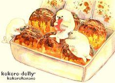 美食 动物 萌物 可爱 壁纸
