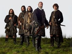 "Because of all the men in kilts. | 12 Reasons It Would Be Outlandish To Miss ""Outlander"""