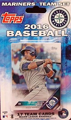 Seattle Mariners Cards