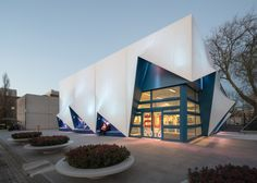 3D printed facade for EU building by Heijmans and DUS Architects » Retail Design…