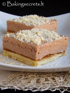 Baking Secrets: Plokštainis 'Magdė' / Lithuanian Cocoa Jam Bars