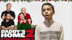 Film Review: Daddy's Home Two by KIDS FIRST! Film Critic Ryan R. #KIDSFIRST! #DaddysHome2 Ryan R, Daddy's Home, Mark Wahlberg, Film Review, Critic, Interview, Couple Photos, Kids, Couple Pics