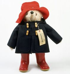 Paddington Bear - always wanted this..