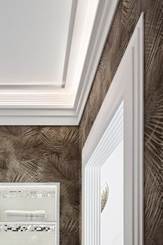ORAC DECOR ESPAÑA Orac Decor, Android Phone Wallpaper, Moldings And Trim, Crown Molding, Entryway Wall, Ceiling Treatments, Ceiling Detail, Baseboards, Wainscoting