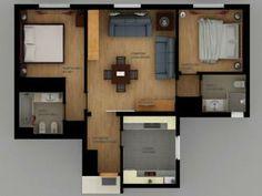 Las Ramblas Apartments III - hat 2 Schlafzimmer mit jeweils eigenem Bad dabei - EUR 450