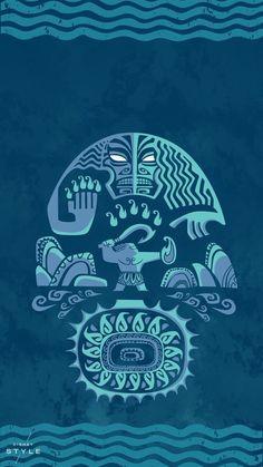 disney phone backgrounds Whether you love Moana, Maui, Pua, or the Kakamora, we've got a Moana phone background for everyone. Moana Disney, Walt Disney, Disney Mode, Disney Magic, Disney Art, Disney Princess, Kakamora Moana, Moana 2016, Maui Moana