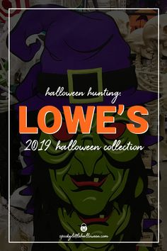 Take a virtual tour of my fave finds from the Lowe's 2019 Halloween collection before you shop in-store in this Halloween hunting post. Halloween Zoo, Halloween Goodies, Paper Halloween, Zombie Halloween Decorations, Halloween Candles, Halloween Ideas, Girl With Pink Hair, Lowes Home Improvements, Golden Gate Bridge