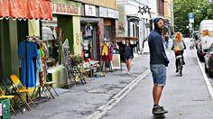 Mener kjedebutikker kan redde småbutikkene på Grünerløkka