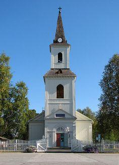 Sorsele church