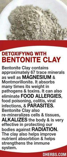 Love my Bentonite Clay