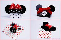 Festa da Minnie: sugestões de convites - Baby Dicas