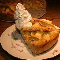 Apple Pie - gedeckter Apfelkuchen - Daily Vegan