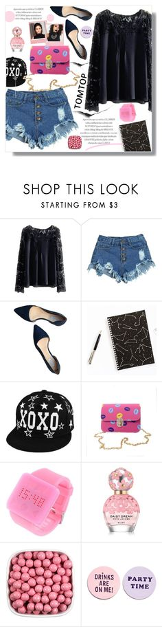 """TOMTOP 8."" by lillili25 ❤ liked on Polyvore featuring OUTRAGE, Cole Haan, Marc Jacobs, vintage, tomtop and tomtopstyle"