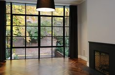 Portfolio of our custom steel windows and doors that we have manufactured for residential use.