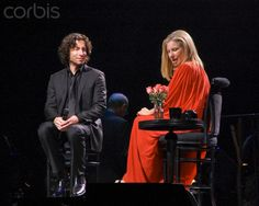 Barbra Streisand performs at MGM Grand
