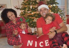Tamera and Adam Housley with Son Aden and Daughter Ariah