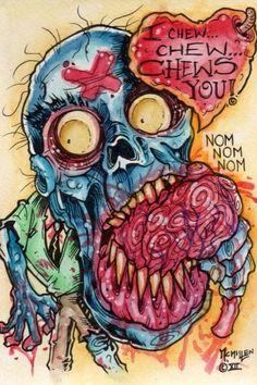 zombie Valentine.