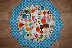 Sew Sweetness: Quilted Placemats and Napkins