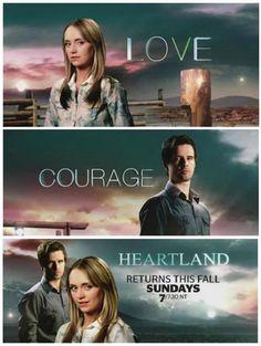 Heartland Characters, Heartland Actors, Watch Heartland, Amy And Ty Heartland, Heartland Quotes, Heartland Ranch, Heartland Tv Show, Best Tv Shows, Best Shows Ever