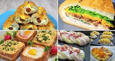 Už ste zažili pocit, že neviete čo prichystať na raňajky alebo večeru? Prípadne ste večer rozmýšľali, čo pripraviť sebe alebo svojmu partnerovi, svojim deťom na desiatu do práce alebo do školy? Už nemusíte rozmýšľať, urobili sme to za Vás. Salmon Burgers, Sushi, Menu, Chicken, Ethnic Recipes, Garden Ideas, Food, Menu Board Design, Essen