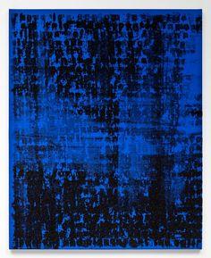 Glenn Ligon at Regen Projects (Contemporary Art Daily) Large Painting, Painting & Drawing, Glenn Ligon, Appropriation Art, Internet Art, Jasper Johns, Contemporary Art Daily, New Media Art, Feminist Art