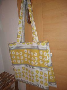 DADA / Žluťásek - 2 v 1 obojstranný Diaper Bag, Tote Bag, Bags, Handbags, Diaper Bags, Mothers Bag, Totes, Bag, Tote Bags