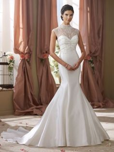 Style No. 214201  »  David Tutera for Mon Cheri