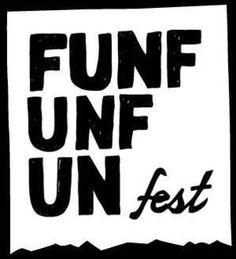 FUN FUN FUN FEST 2012 Austin 11/2/12