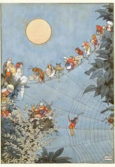 The Fairy's birthday. W. Heath Robinson