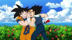 Vegeta And Trunks, Goku And Vegeta, Son Goku, Dragon Ball Z, Popular Manga, Image C, Awesome Anime, Manga Anime, Cool Pictures