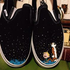 These Hand Painted Shoes Are More Stylish Than Yours! « mashtop