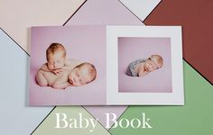 Babybook #newborn #graphistudio #book #inspiration Professional Portrait Photography, Photo Book, Pets, Albums, Books, Baby, Inspiration, Mini, Fotografia