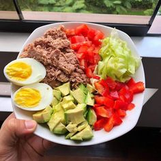 Healthy Low Calorie Meals, Healthy Dishes, Good Healthy Recipes, Healthy Meal Prep, Clean Recipes, Whole Food Recipes, Healthy Snacks, Healthy Eating, Cooking Recipes