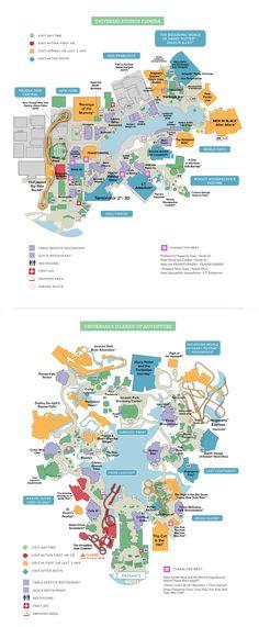 Universal's Islands of Adventure® General Map