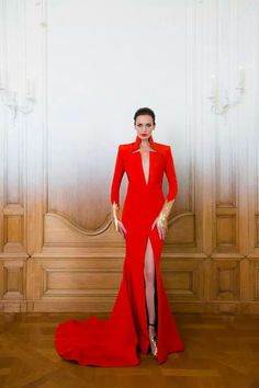 Stephane Rolland Haute Couture Fall Winter 2014 Collection.