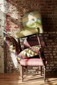Folkthread Dining Chair - anthropologie.com
