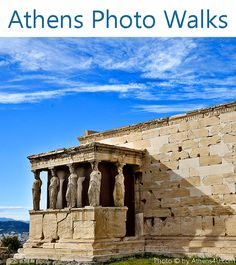 Athens Photo Walks. Let our friendly (and patient!) photographer/guides take you to the best places for incredible photos.