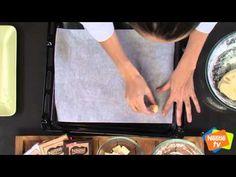 Galletas de leche condensada y chocolate blanco - Postres La Lechera - YouTube