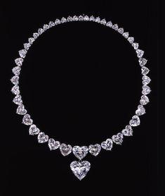 All Diamond Necklace   Graff Diamond Necklace