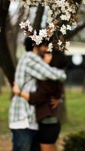 Primăvara și îndrăgostiții