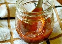 Sweet BBQ Sauce • A Sweet Pea Chef