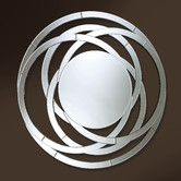 Found it at Wayfair.co.uk - Aros Round Mirror