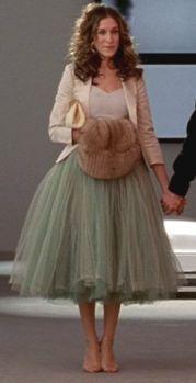 TUTU la Carrie Bradshaw - cratrice de tutus /jupe tutu