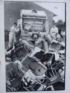 Car seat carnage!