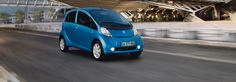 Peugeot iOn eléctrico | A viatura 100% eléctrica e citadino