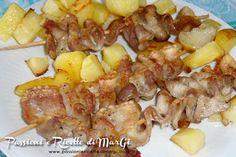 Pancetta di maiale al forno